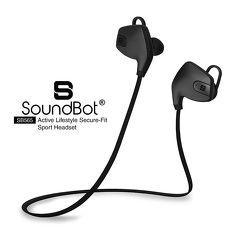 美國聲霸SoundBot SB565 藍牙4.0 運動防水防汗型入耳式耳機