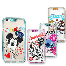 迪士尼授權正版 iPhone 6s+/6 plus 5.5吋 i6+ 來電發光軟式保護套 閃光燈效果手機殼
