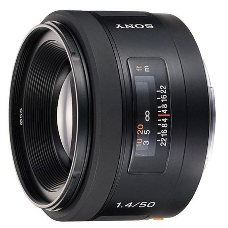 (平行輸入)SONY 50mm F1.4 (SAL50F14) 大光圈標準定焦鏡頭-送保護鏡(55)